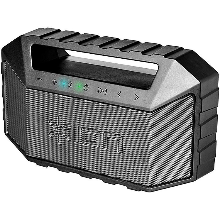 ION Plunge Waterproof Stereo Bluetooth Boombox Black