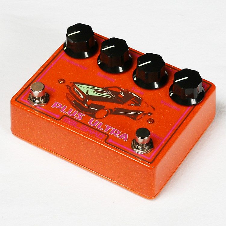 Malekko Heavy IndustryPlus Ultra 213 Analog Filter Fuzz Guitar Effects Pedal