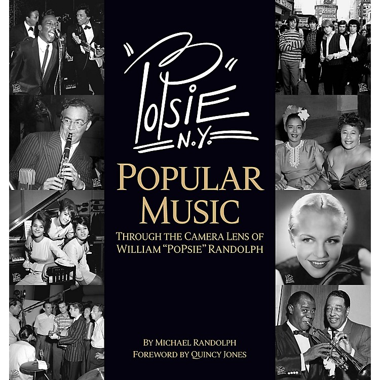Hal Leonard PoPsie Book Series Hardcover Written by Michael Randolph