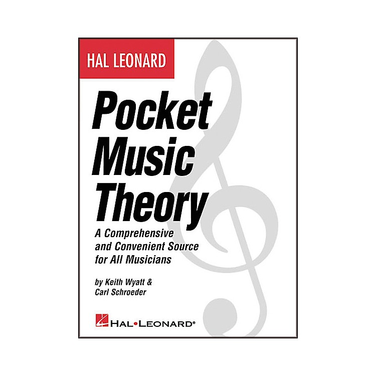 Hal Leonard Pocket Music Theory Book