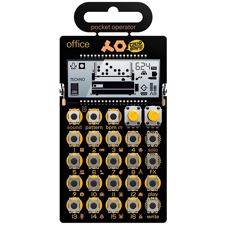 Teenage Engineering Pocket Operator - Office PO-24