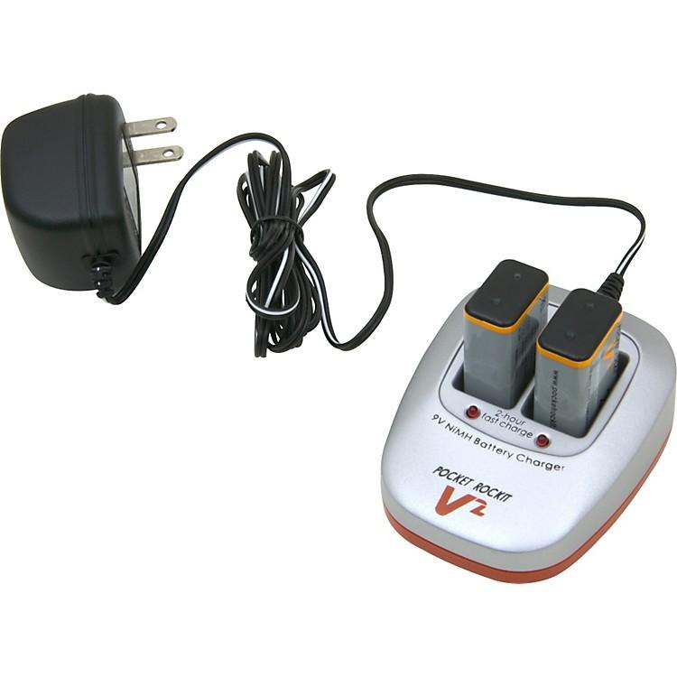 C TechPocket Rockit 9-Volt Nimh Battery Charger