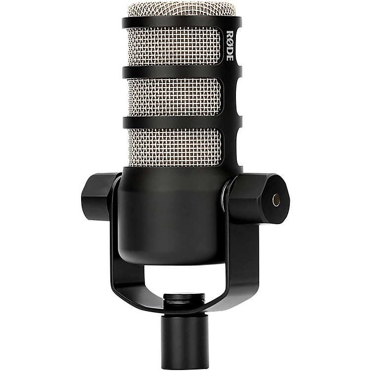 RodePodMic Dynamic Podcasting MicrophoneBlack