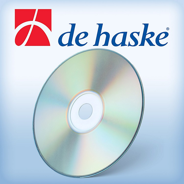De Haske Music Poeme Montagnard CD (De Haske Sampler CD) Concert Band Composed by Various
