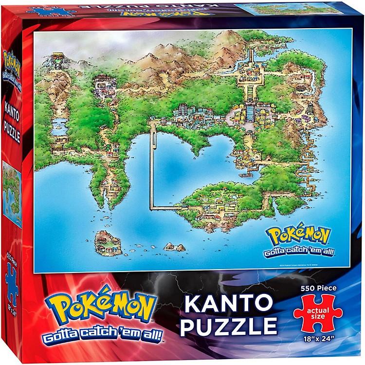 USAOPOLYPokémon Kanto Puzzle