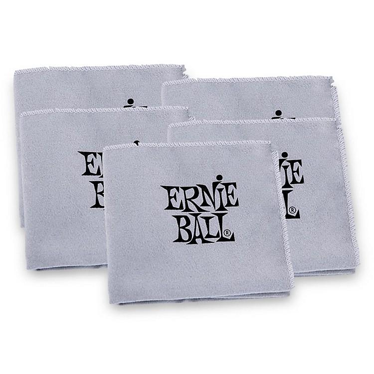 Ernie BallPolish Cloth (5 Pack)