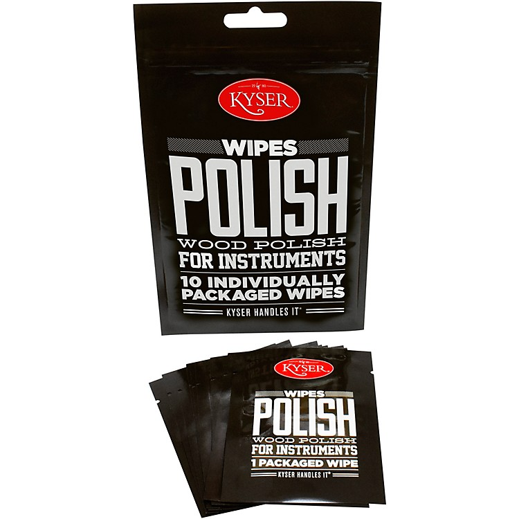 Kyser Polish Wipes