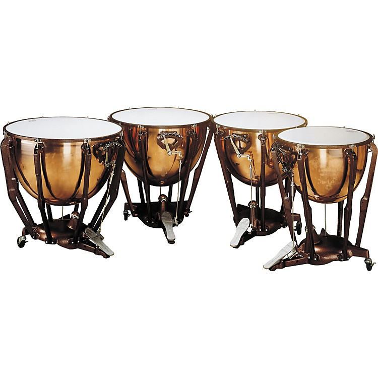 Ludwig Polished Copper Timpani  23 in.