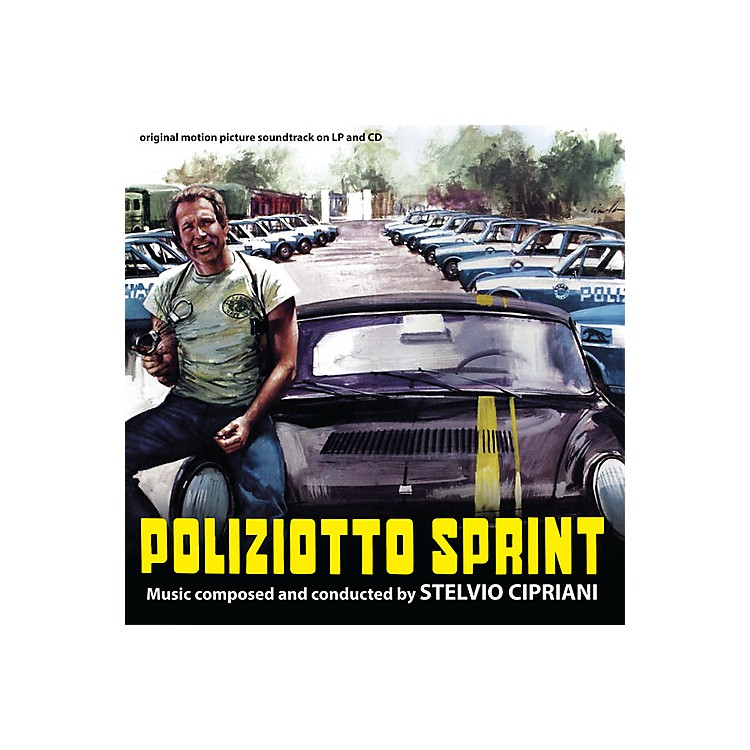 Alliance Poliziotto Sprint / O.S.T.