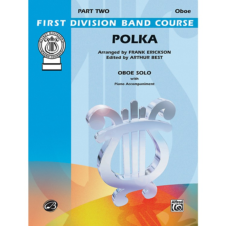 AlfredPolka Oboe Solo First Division Band Course