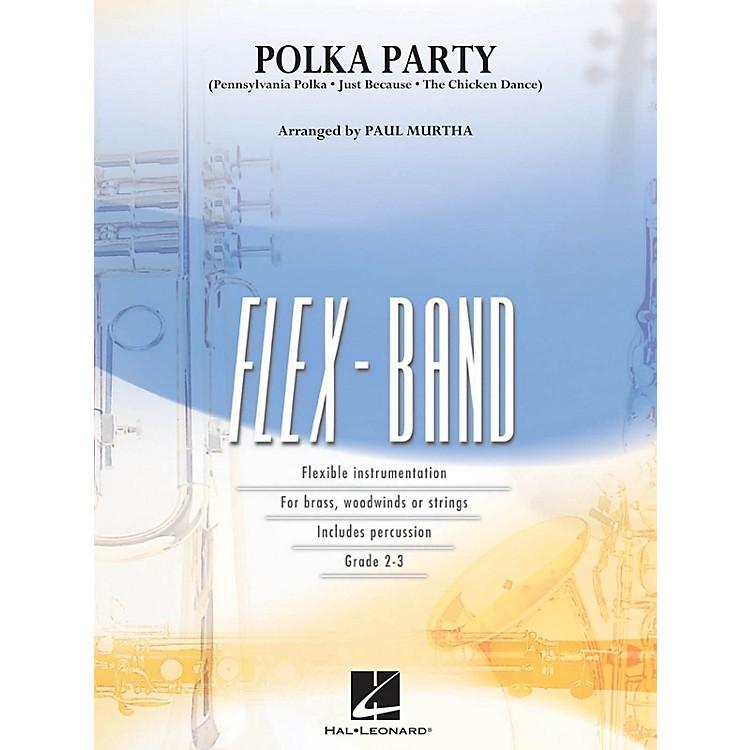 Hal LeonardPolka Party Concert Band Level 2-3 Arranged by Paul Murtha