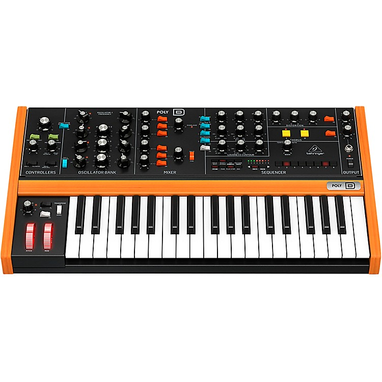 BehringerPoly D Analog Polyphonic Synthesizer