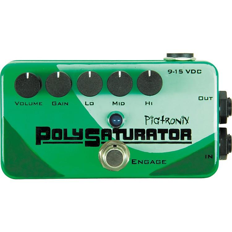 PigtronixPolySaturator Distortion Guitar Effects Pedal