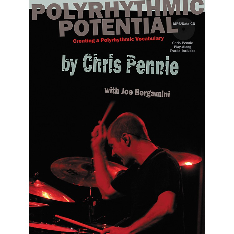 Carl FischerPolyrhythmic Potential (Book/MP3/Data CD)