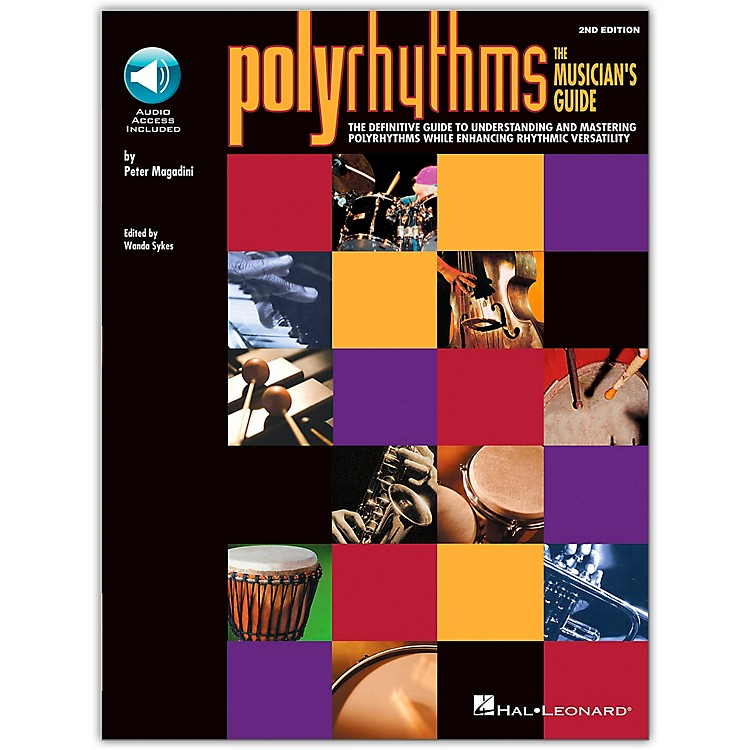 Hal LeonardPolyrhythms - The Musician's Guide Book/Online Audio