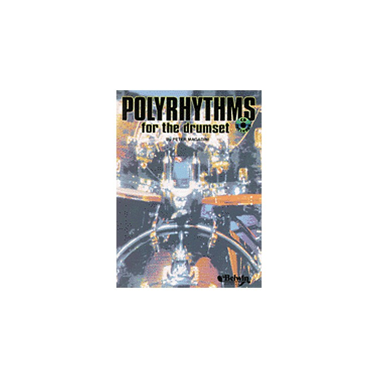 Alfred Polyrhythms for the Drumset (Book/CD)