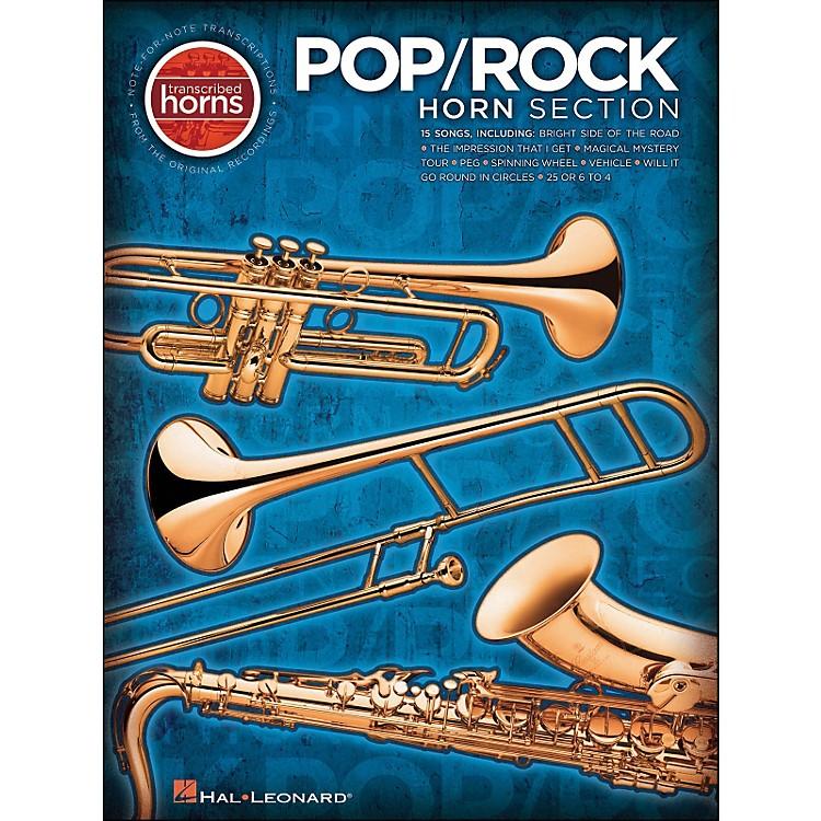 Hal LeonardPop / Rock Horn Section Transcribed Horns