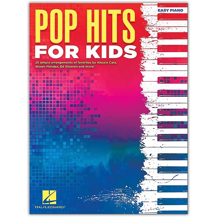 Hal LeonardPop Hits for Kids - Easy Piano Songbook