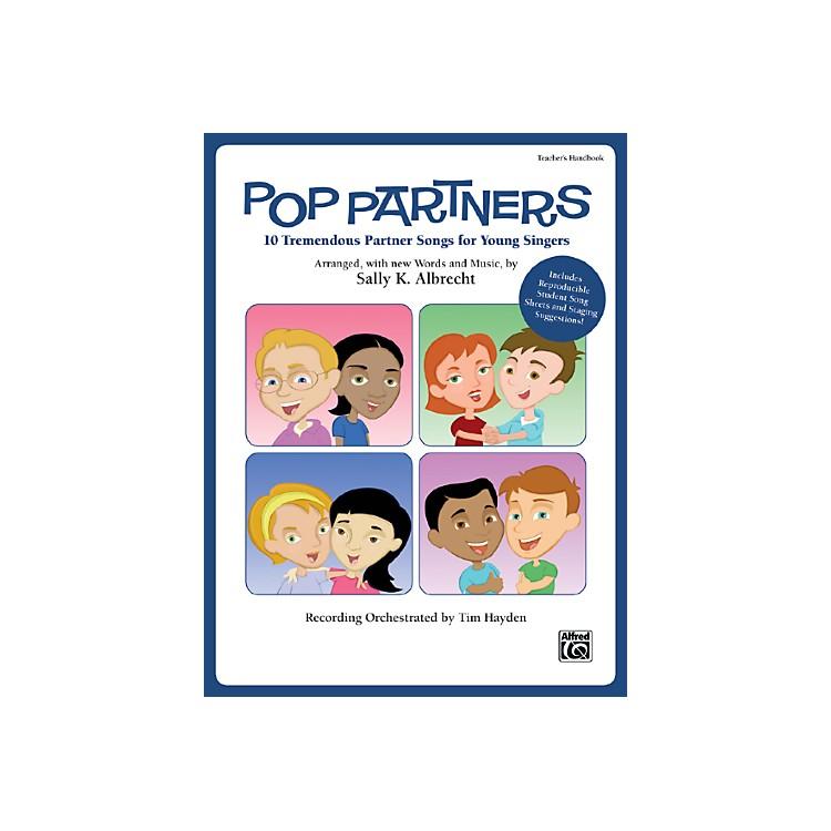 AlfredPop Partners Book & CD