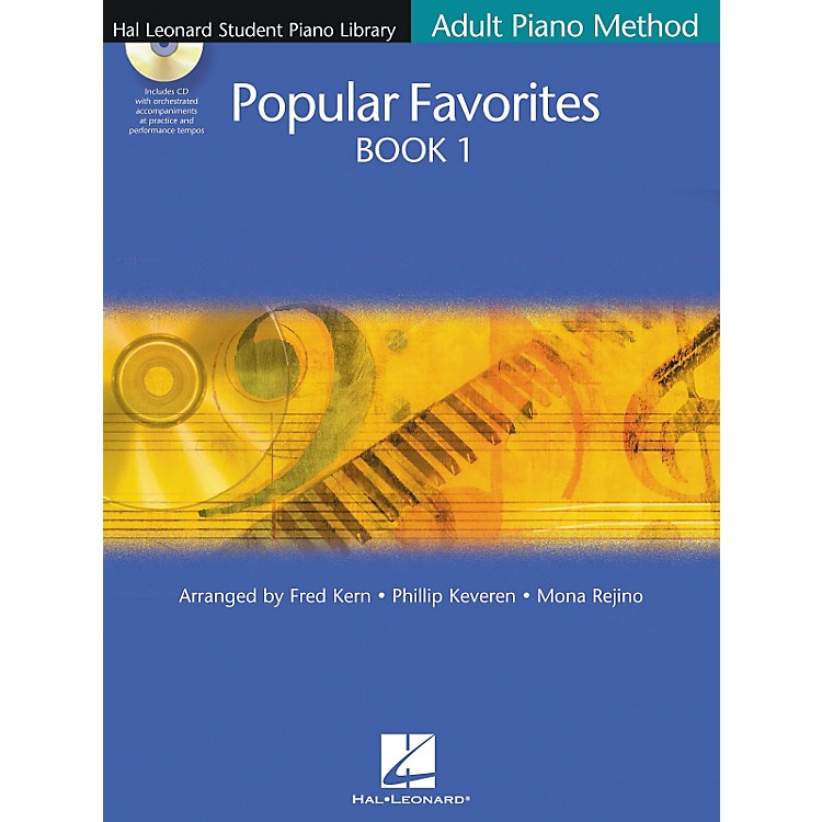 Hal LeonardPopular Favorites Book 1 (Book/CD)