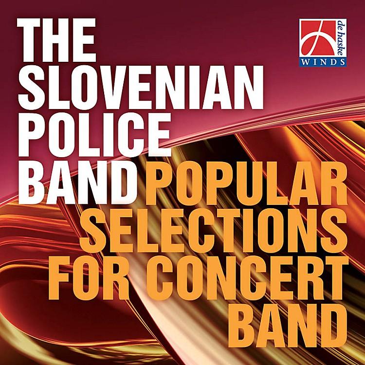Hal LeonardPopular Selections For Concert Band Cd Concert Band