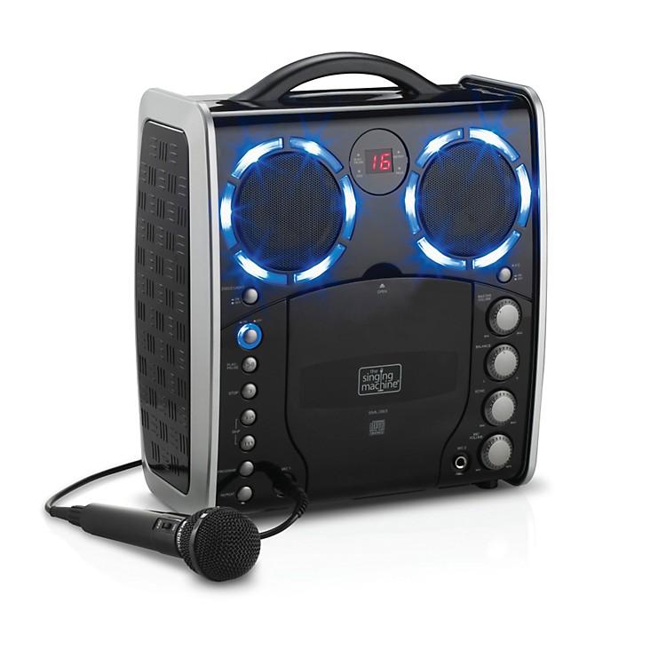 The Singing MachinePortable CD & Graphics Karaoke System