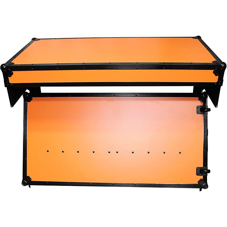 ProXPortable Z-Style Dj Table Flight Case - Orange/Black (XS-ZTABLEOB)Aspen