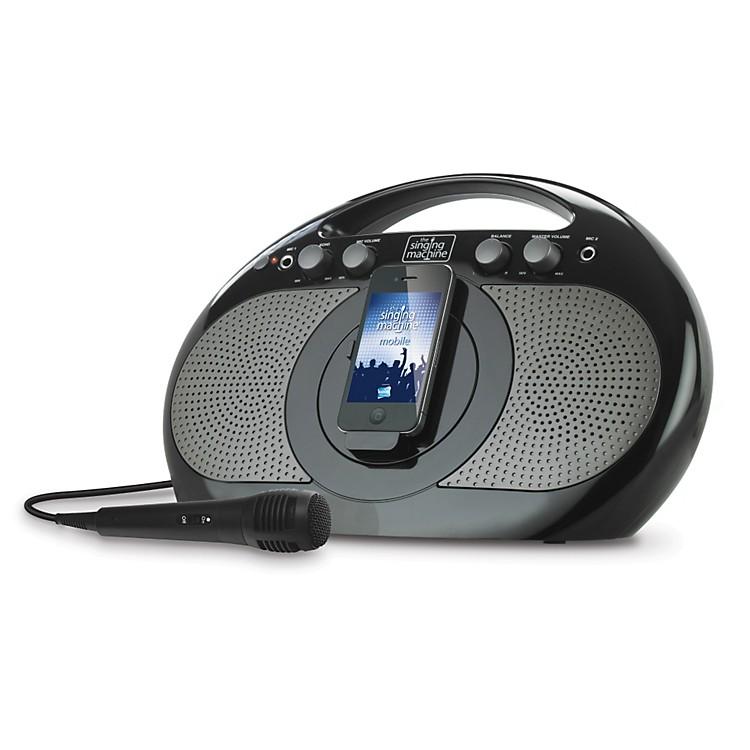 karaoke machine iphone