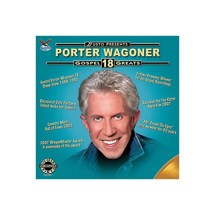AlliancePorter Wagoner - Gospel 18 Greats