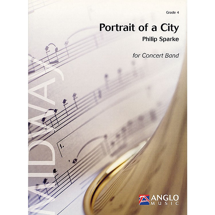 De Haske MusicPortrait Of A City Midway Series Gr 4 Concert Band Full Score Full Score Concert Band