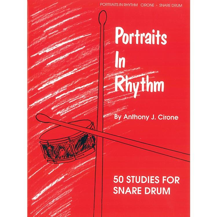 AlfredPortraits in Rhythm Book