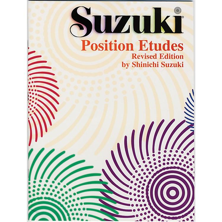 AlfredPosition Etudes for Violin Revised Book