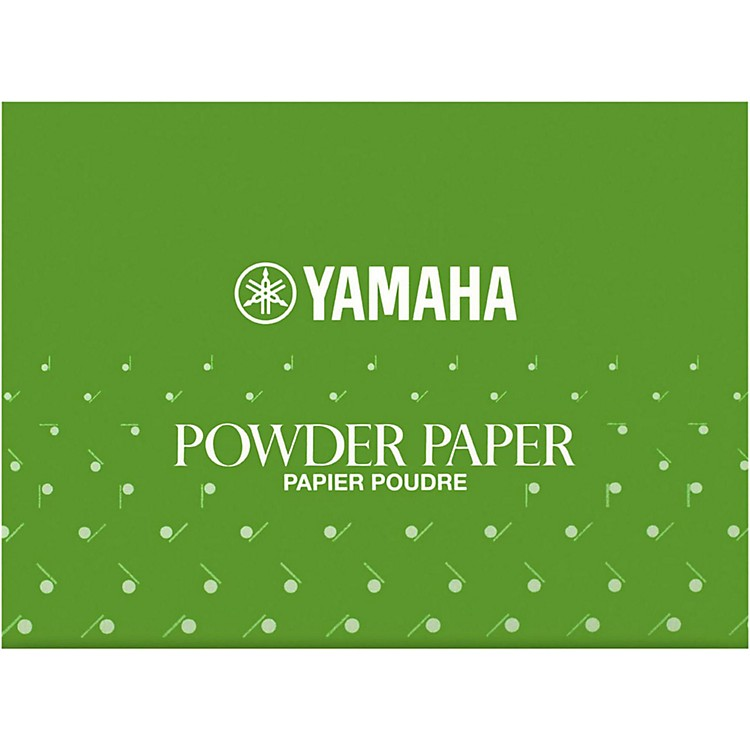 Yamaha Powder Paper Pack of 50 Sheets