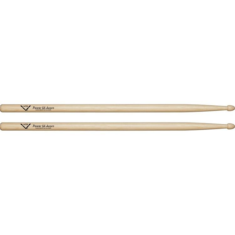 VaterPower 5A Acorn Tip Drum Sticks