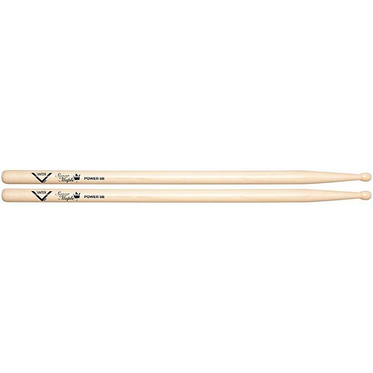 VaterPower 5B Sugar Maple Drum StickWood