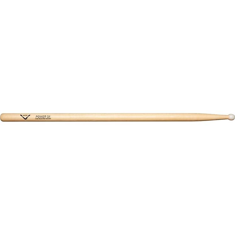 VaterPower Nylon Tip Drumsticks - Pair3ANatural