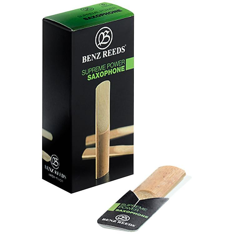 Benz ReedsPower Soprano Saxophone ReedsStrength 4