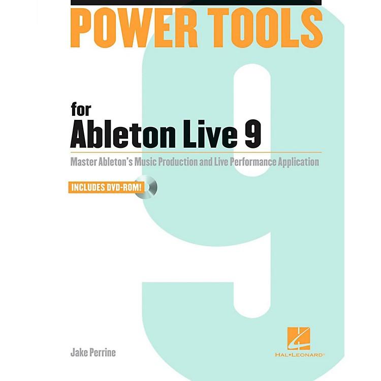 Hal LeonardPower Tools For Ableton Live 9 Book/DVD-ROM