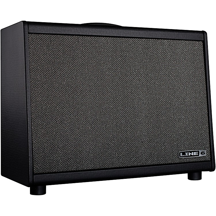 Line 6Powercab 112 250W 1x12 Powered Speaker CabBlack and Silver