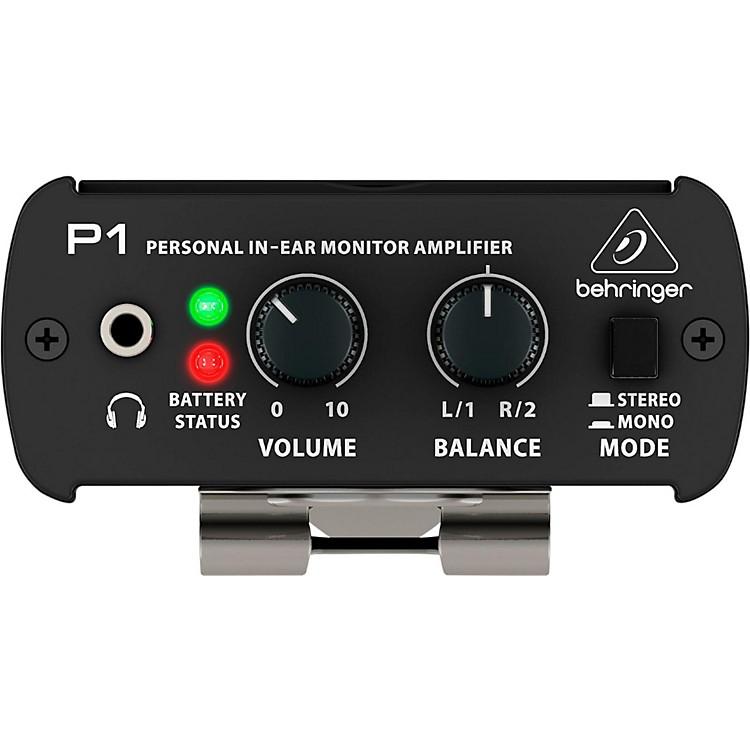 BehringerPowerplay P1 In-Ear Monitor Amplifier