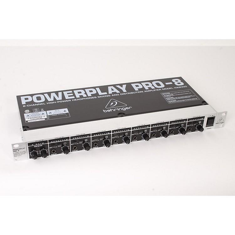 BehringerPowerplay PRO-8 HA-8000 Headphone Amp888365842981