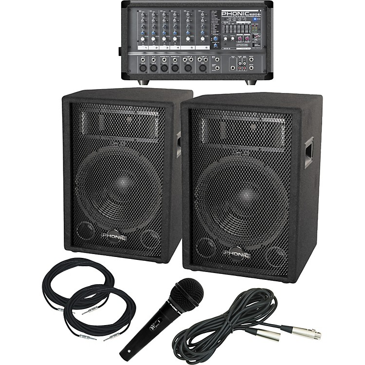 Phonic Powerpod 620 Plus / S712 PA Package
