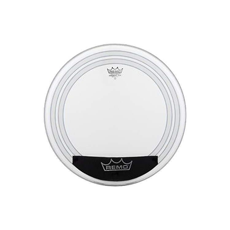 Remo Powersonic Coated Bass Drum Head 24 in.