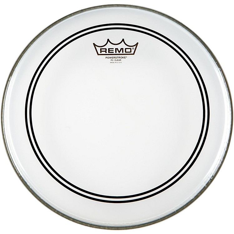 Remo Powerstroke 3 Clear Batter  8 in.
