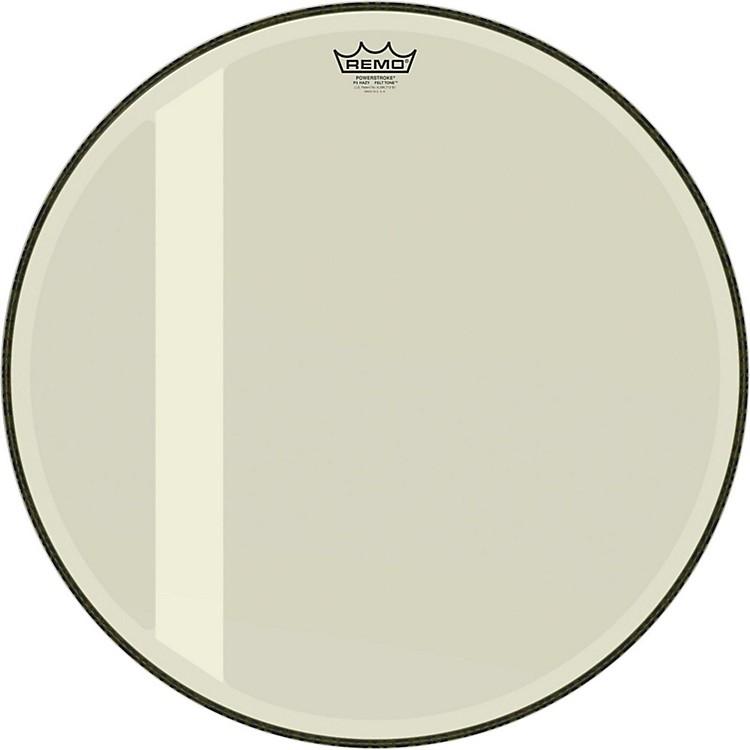 RemoPowerstroke 3 Hazy Felt Tone Bass Drum Head26 in.