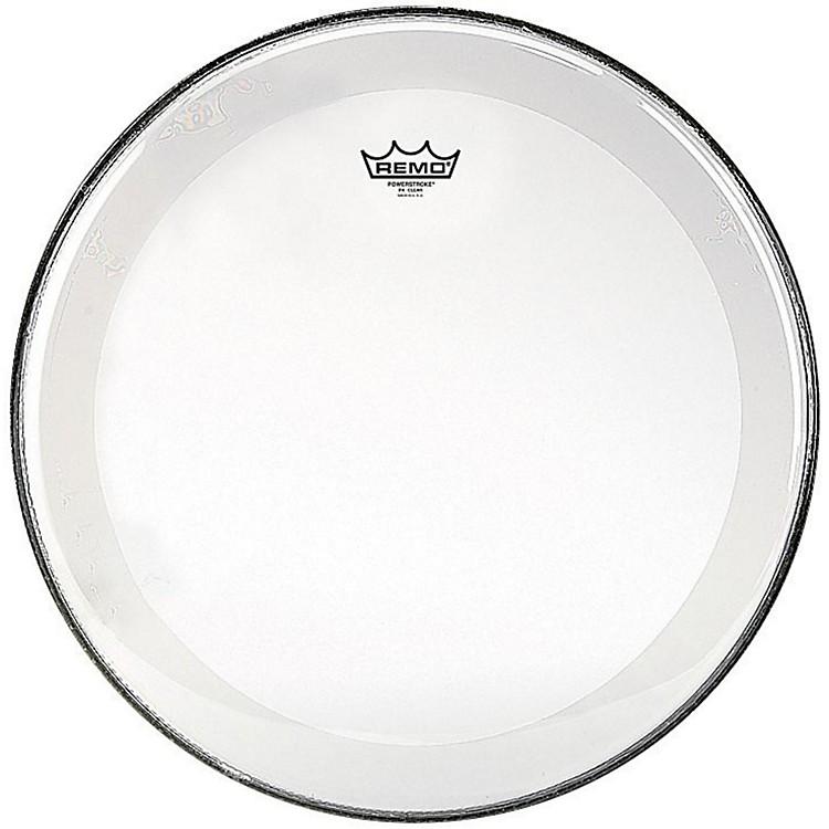 RemoPowerstroke 4 Clear Batter Drum Head18 in.