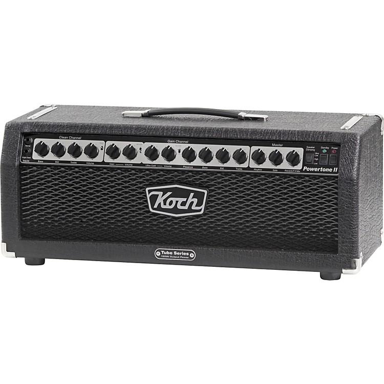 KochPowertone II 6550 120W Tube Guitar Amp Head