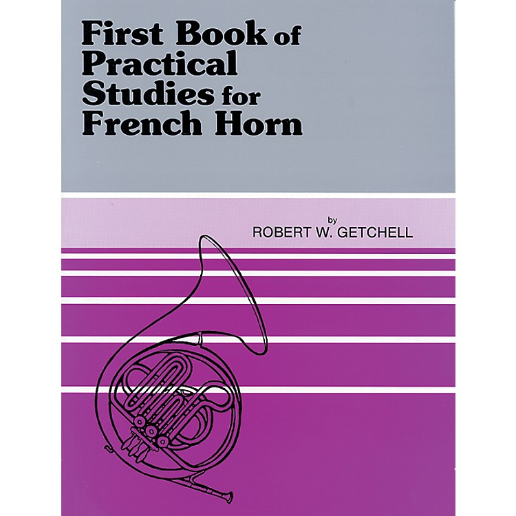 AlfredPractical Studies for French Horn Book I
