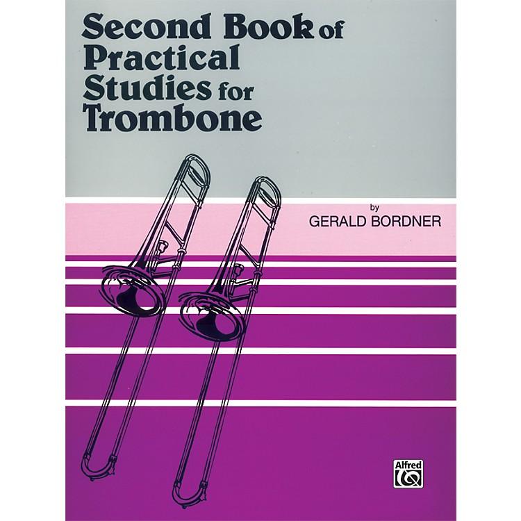 AlfredPractical Studies for Trombone Book II Book II