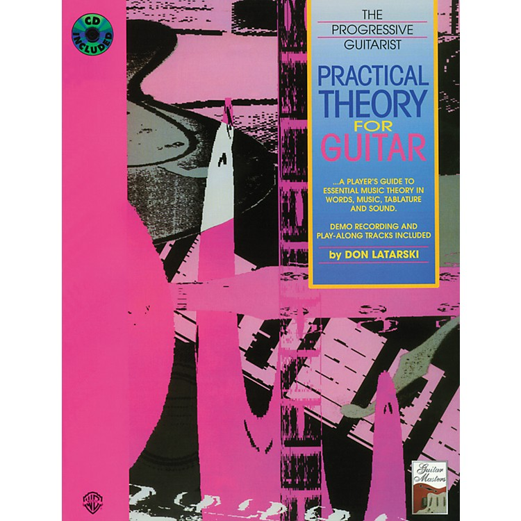 AlfredPractical Theory for Guitar Book/CD